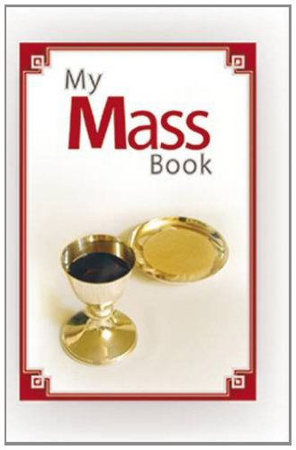 My Mass Book By MaryLouise Winters