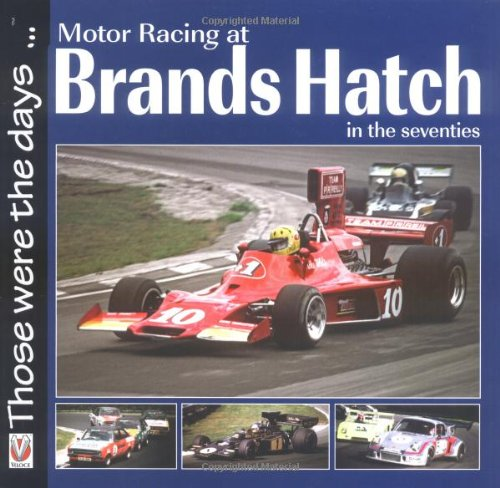 Motor Racing at Brands Hatch By Chas Parker