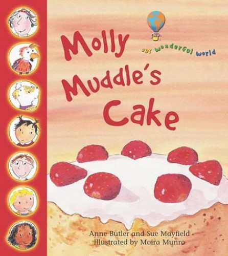 Molly Muddle's Cake By Anne Butler