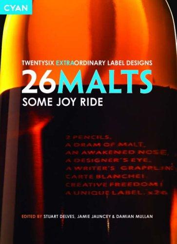 26 Malts By Jamie Jauncey