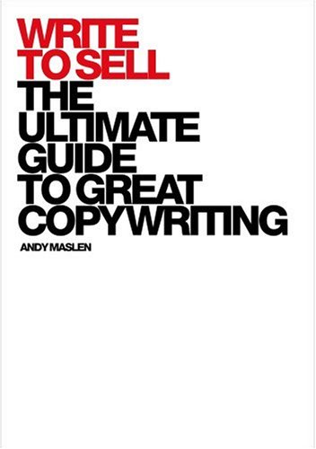 Write to Sell By Andy Maslen