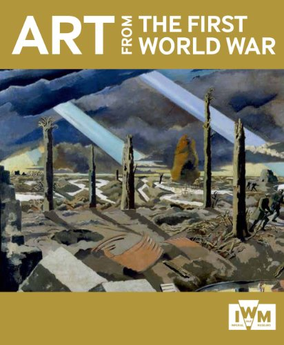 Art from the First World War by Richard Slocombe