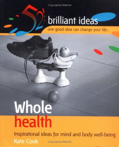 Whole Health By Kate Cook