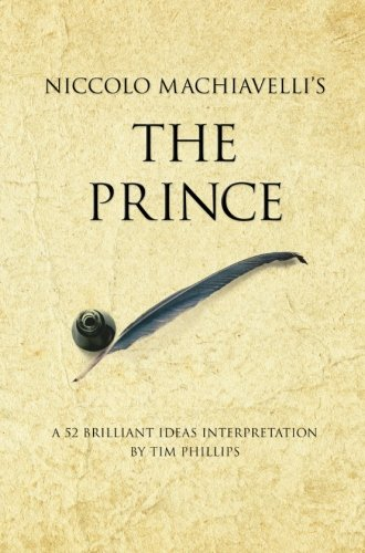 an analysis of human nature in the prince by niccolo machiavelli