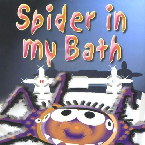 Spider in the Bath (kids songs about mini-beasts)
