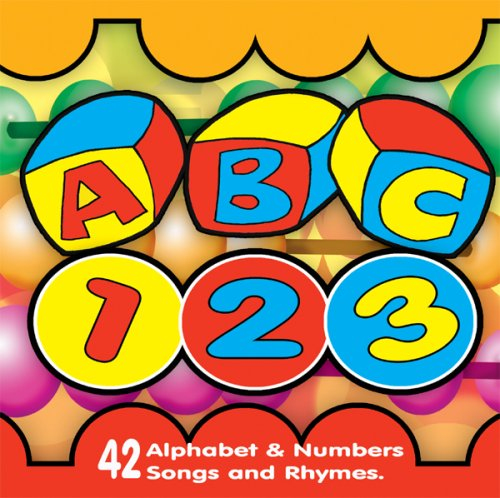 ABC 123: 42 Alphabet & Number Songs and Rhymes By Various Artists