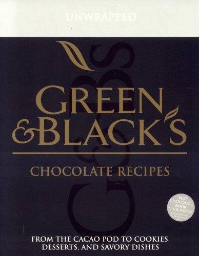 Green and Black's Chocolate Recipes By Caroline Jeremy