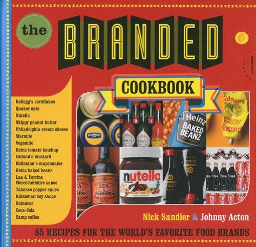 The Branded Cookbook By Nick Sandler