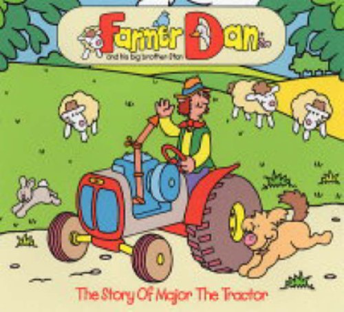 The Story of Major the Tractor By Rod Simpson