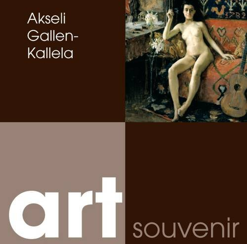 Akseli Gallen-Kallela By Shauna Laurel The Gallen-Kallela Museum