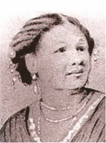 Mary Seacole by Ron Ramdin