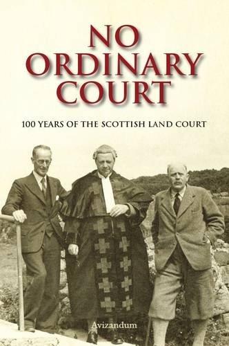 No Ordinary Court By Scottish Land Court
