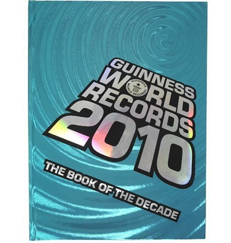 Guinness World Records 2010 By Author Not Stated