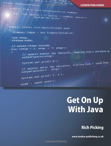 Get On Up With Java by Rich Picking