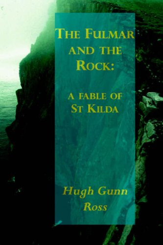 The Fulmar and the Rock By Hugh Gunn Ross