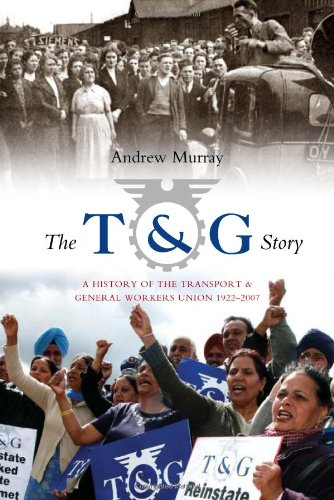 The T and G Story By Murray Andrew