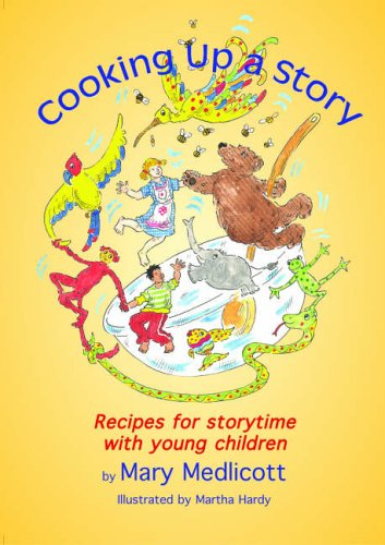 Cooking Up a Story By Mary Medlicott