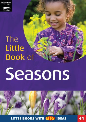 The Little Book of the Seasons By Pat Brunton