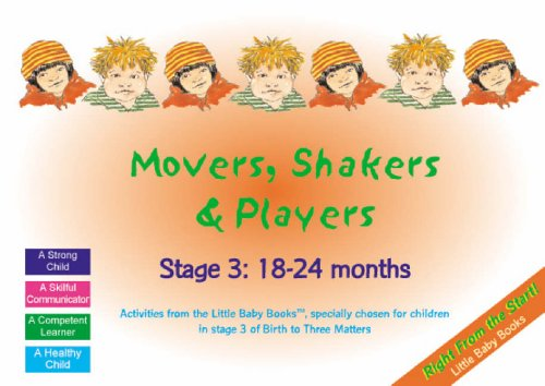 Movers, Shakers and Players By Sally Featherstone