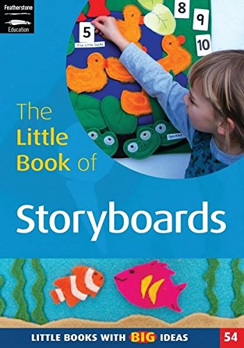 The Little Book of Storyboards By Jan Stringer