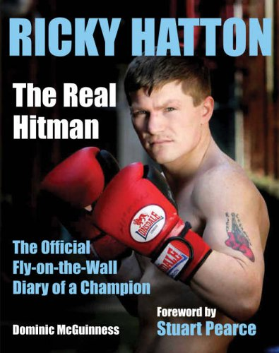 Ricky Hatton By Dominic McGuinness