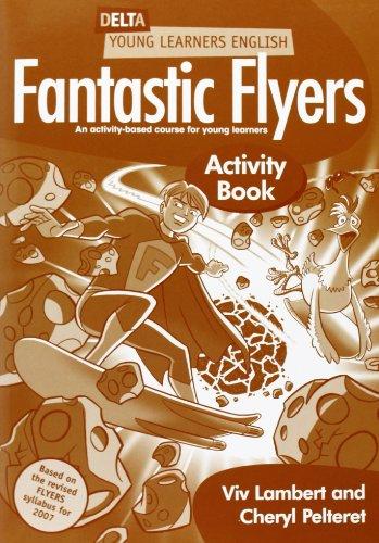 DYL ENG:FANTASTIC FLYER ACTIVITY BK