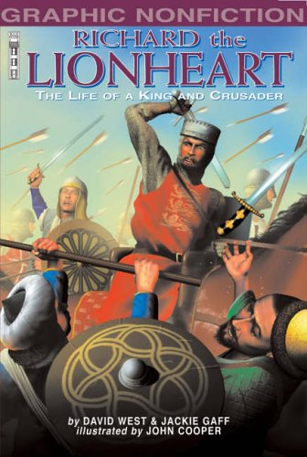 Richard the Lionheart By David West