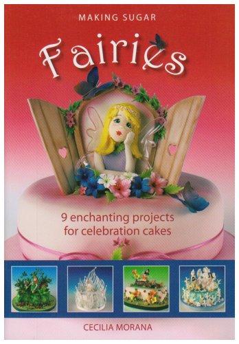 Making Sugar Fairies By Cecilia Morana