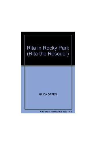 Rita in Rocky Park By Hilda Offen