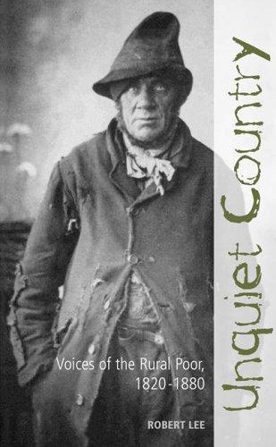 Unquiet Country By Robert Lee
