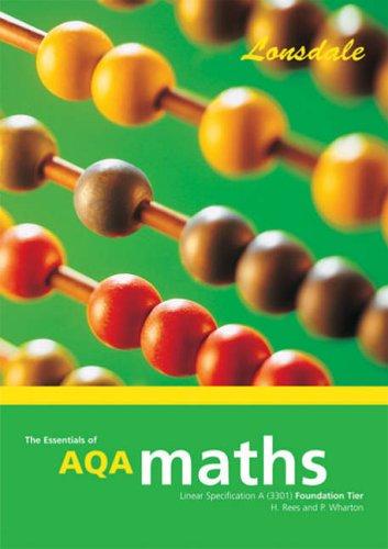 GCSE AQA Maths F/L By Kay Chauner