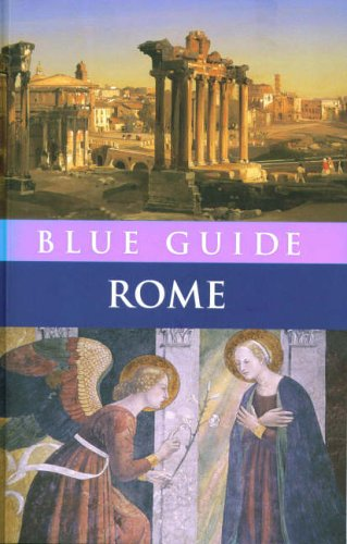 Blue Guide Rome By Alta Macadam
