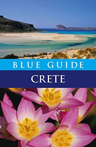 Blue Guide Crete By Paola Pugsley