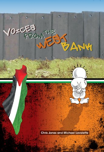 Voices From The West Bank By Chris Jones