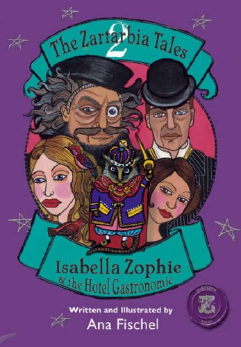 The Zartarbia Tales By Ana Fischel