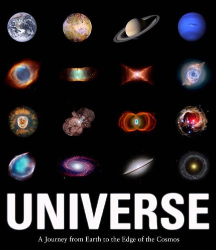 Universe: A Journey from Earth to the Edge of the Cosmos by Nicolas Cheetham