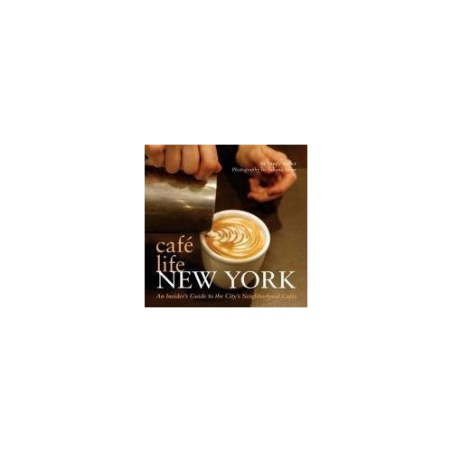 Cafe Life New York By Sandy Miller
