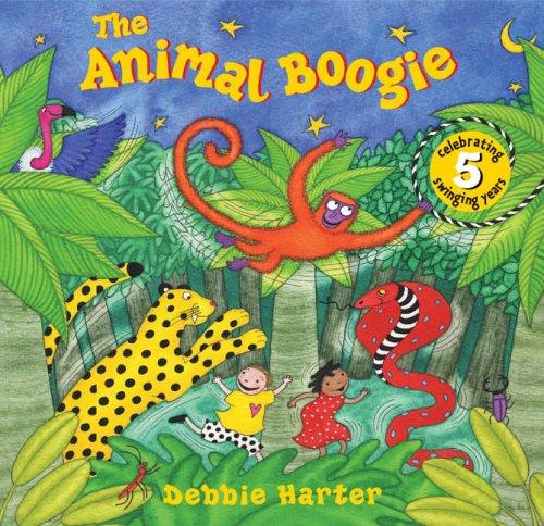The Animal Boogie By Stella Blackstone