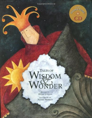 Tales of Wisdom & Wonder (with CD) By Hugh Lupton