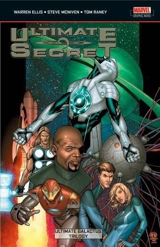 Ultimate Secret By Warren Ellis
