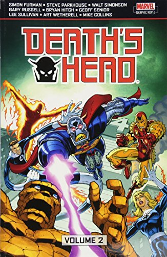 Death's Head: v. 2 by Simon Furman