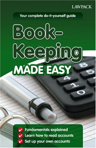 Book-keeping Made Easy by Roy Hedges