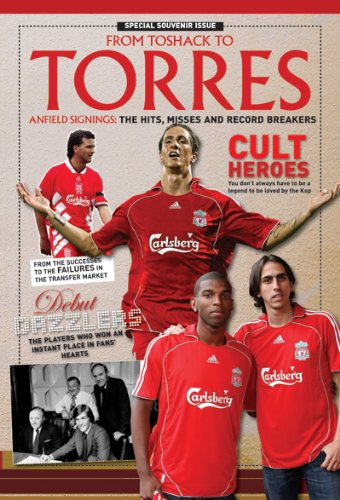 From Toshack to Torres By Trinity Mirror Sport Media