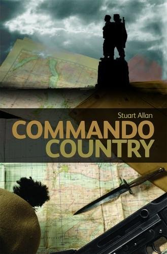 Commando Country By Stuart Allan