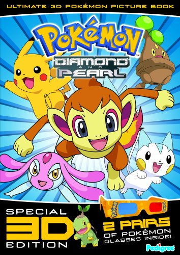 """Pokemon"" 3D Story Book By na"