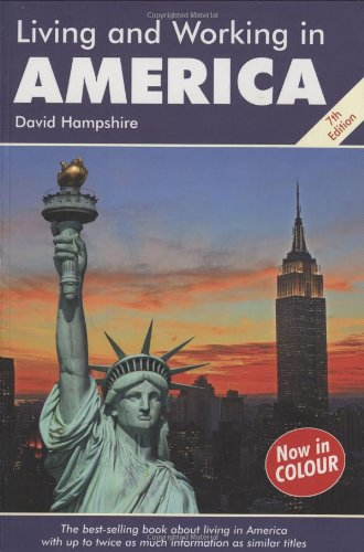 Living and Working in America By David Hampshire