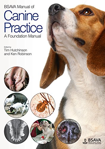 BSAVA Manual of Canine Practice By Tim Hutchinson