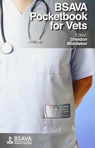 BSAVA Pocketbook for Vets By Sheldon Middleton