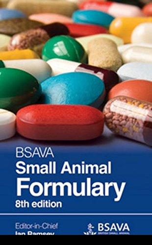 BSAVA Small Animal Formulary, 8E By Ramsey