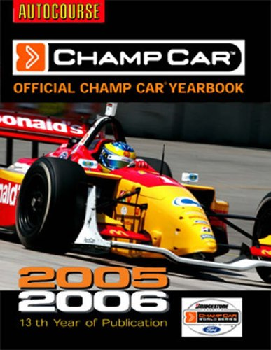 The Official Autocourse Champ Car Yearbook By J. Shaw